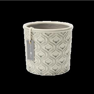 Venetian Pot Large Grey