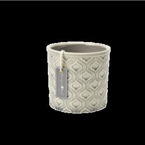 Venetian Pot Small Grey