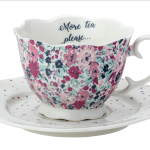 Ashley Tea Cup & Saucer