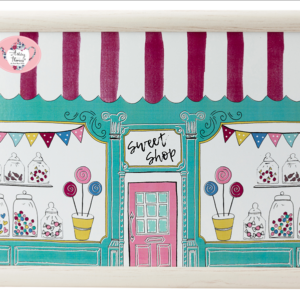 Ashley-Lap Tray-Sweet Shop