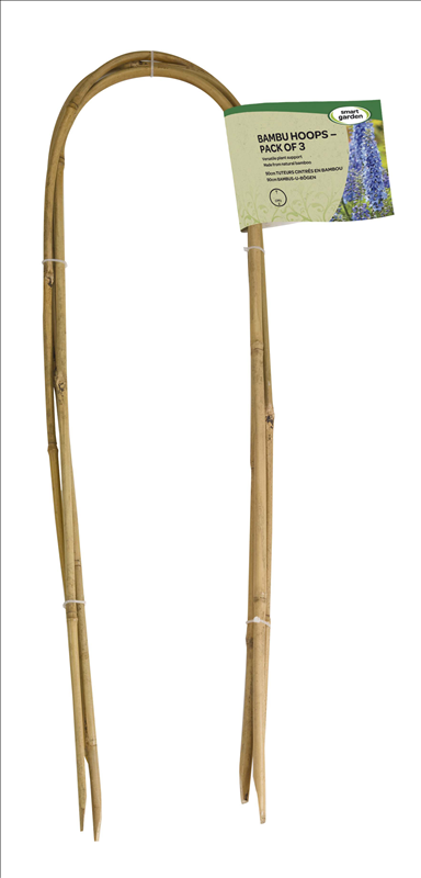 Bamboo U Hoop 1.2 m 3-PK