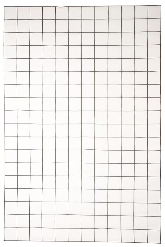 WeldMesh Panel - 50 mm x 50 mm Mesh 0.6 x 0.9m PVC coated