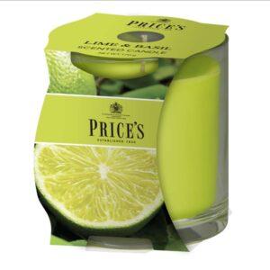 Cluster Jar Lime & Basil