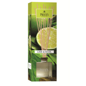 Reed Diffuser Lime & Basil
