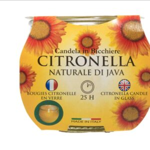 Citronella Jar in Cluster Pack