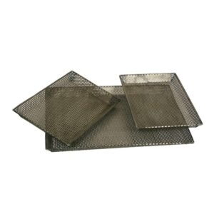 Set of 3 Grill Trays