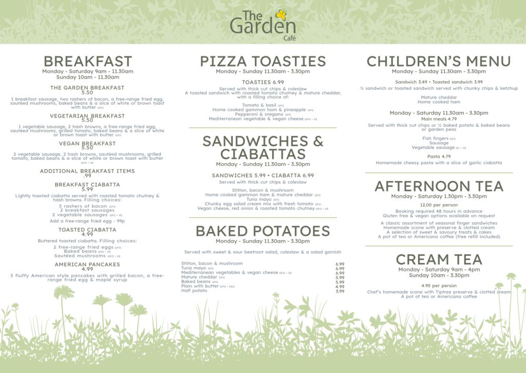 Norton menu