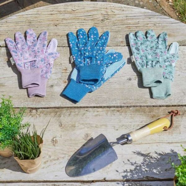 FlowerField Gloves 3 Pk M